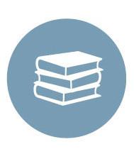 Per i nostri ospiti è disponibile un'ampia libreria